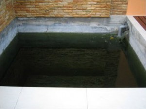 Oczko wodne przedzastosowaniem HydroFLOW