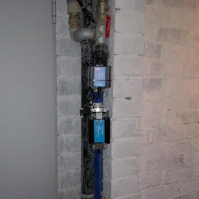 instalacje wodne w budynkach