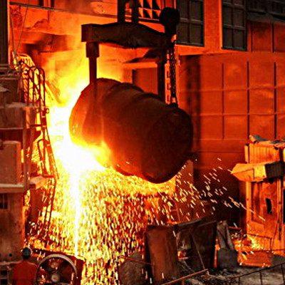 piec do wytopu stali