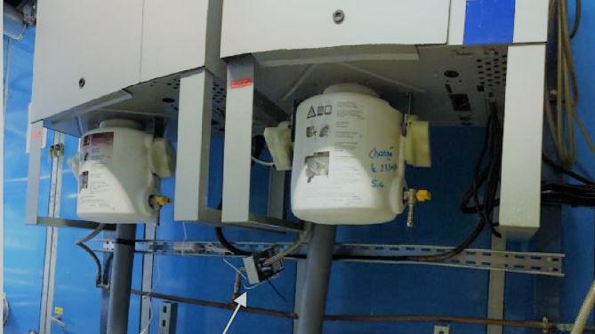 HydroFLOW s38 zabezpiecza nawilżacz klimatyzacji